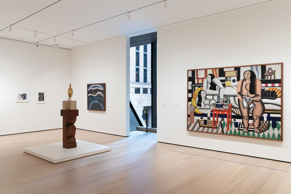 What key art world figures think of MoMA's $450m makeover