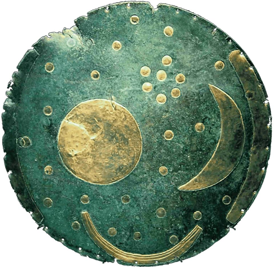 British Museum to borrow the Nebra Sky Disc, the oldest portrayal of the cosmos