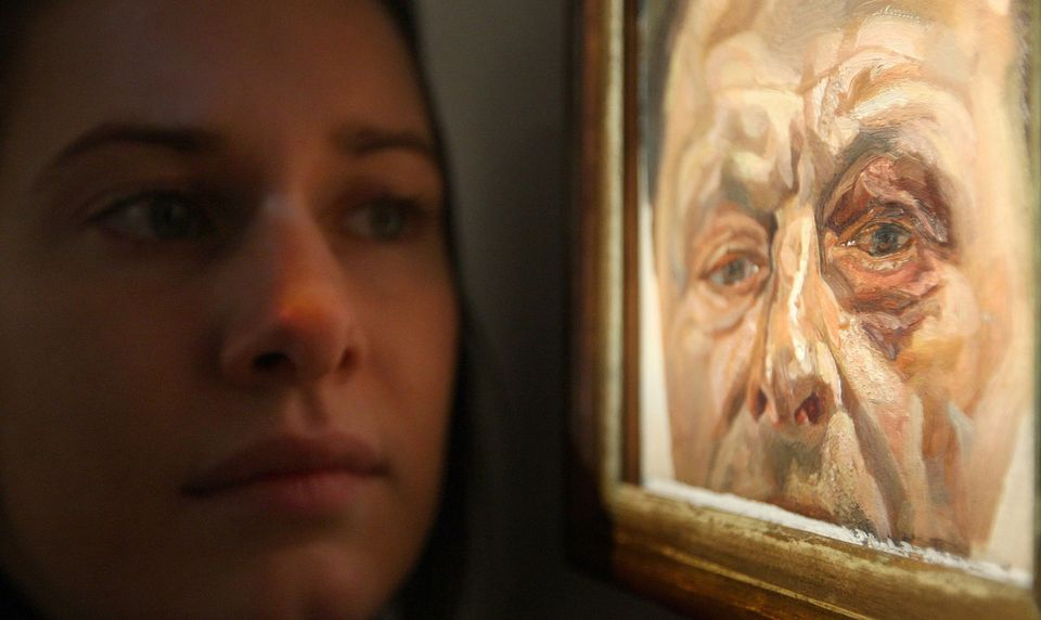 Freud's self-portraits sure to pack a punch in London show