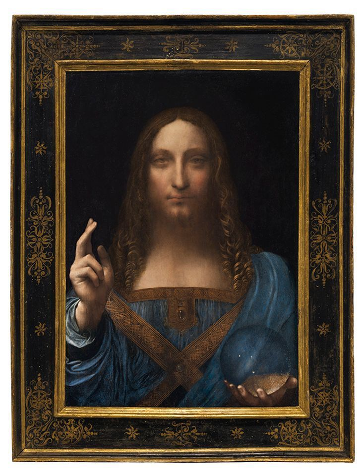 Salvator Mundi nearly made it to the Louvre exhibition, and might still be included