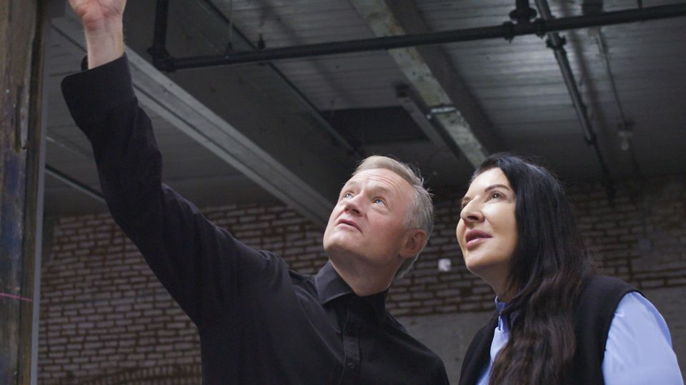 Marina Abramovic's The Life to become first mixed reality work ever auctioned