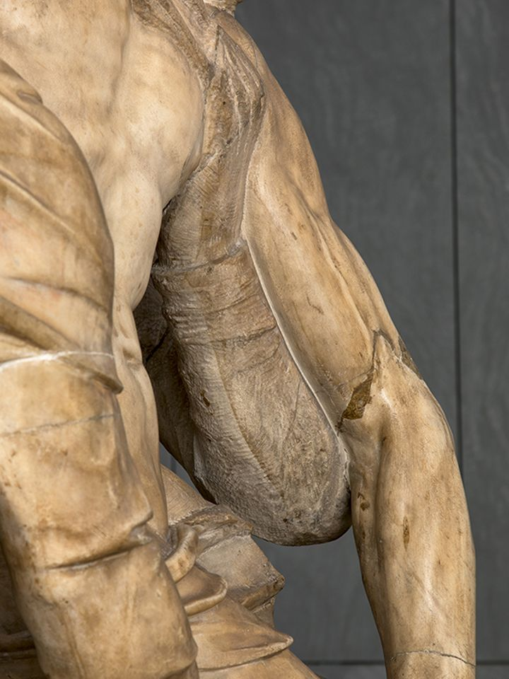 Conservators to restore Michelangelo's Florence Pietà in full view of visitors
