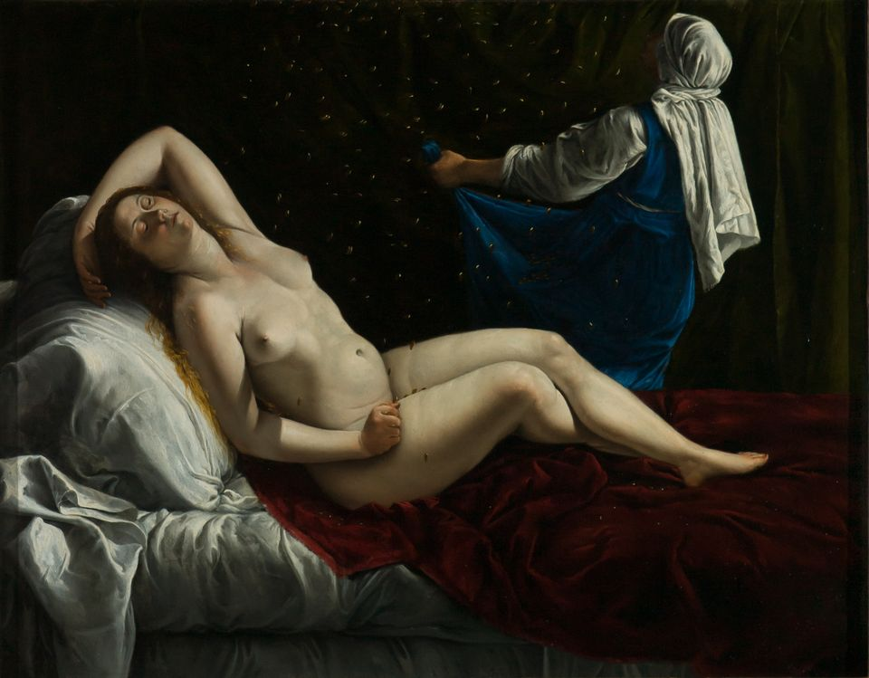 First look at 'feminist icon' Artemisia Gentileschi's exquisite works for National Gallery show