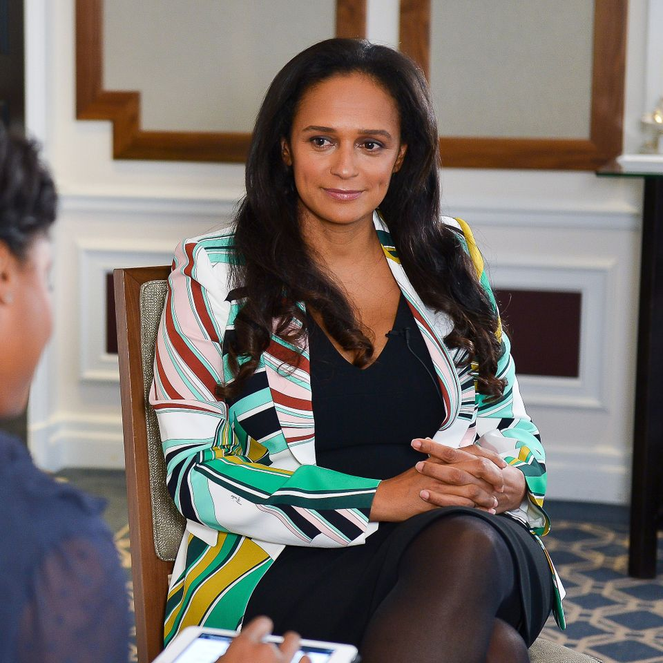 Luanda Leaks: Isabel dos Santos—who owns vast African art collection—accused of making her $2.2bn fortune by exploiting Angola