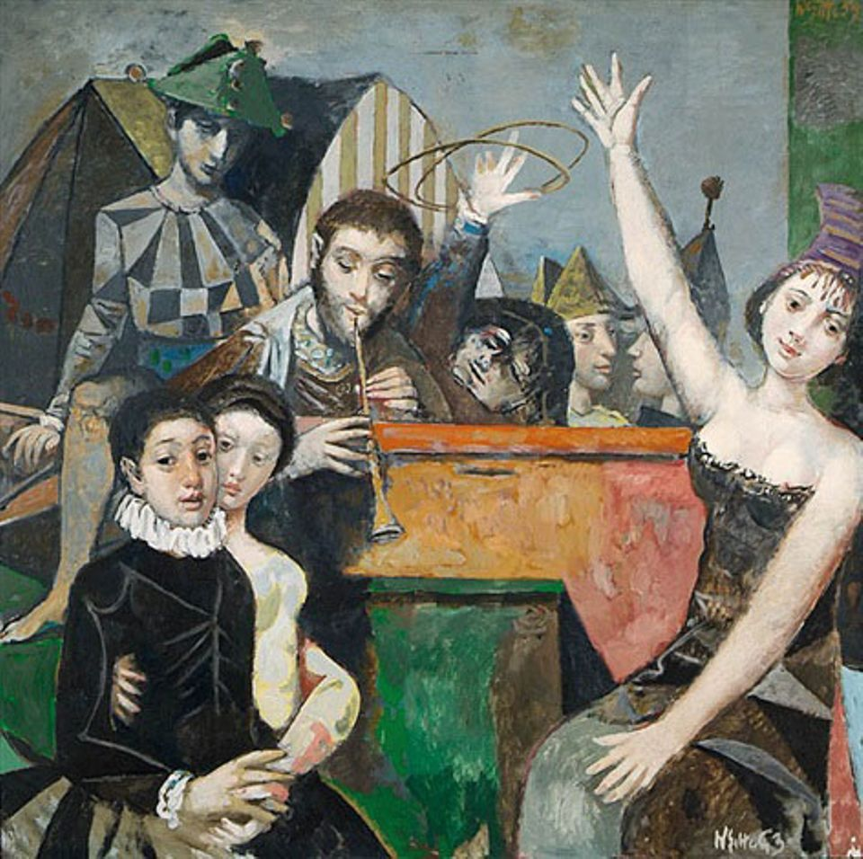 Arseholes or artists? How East German art is becoming a new collecting frontier