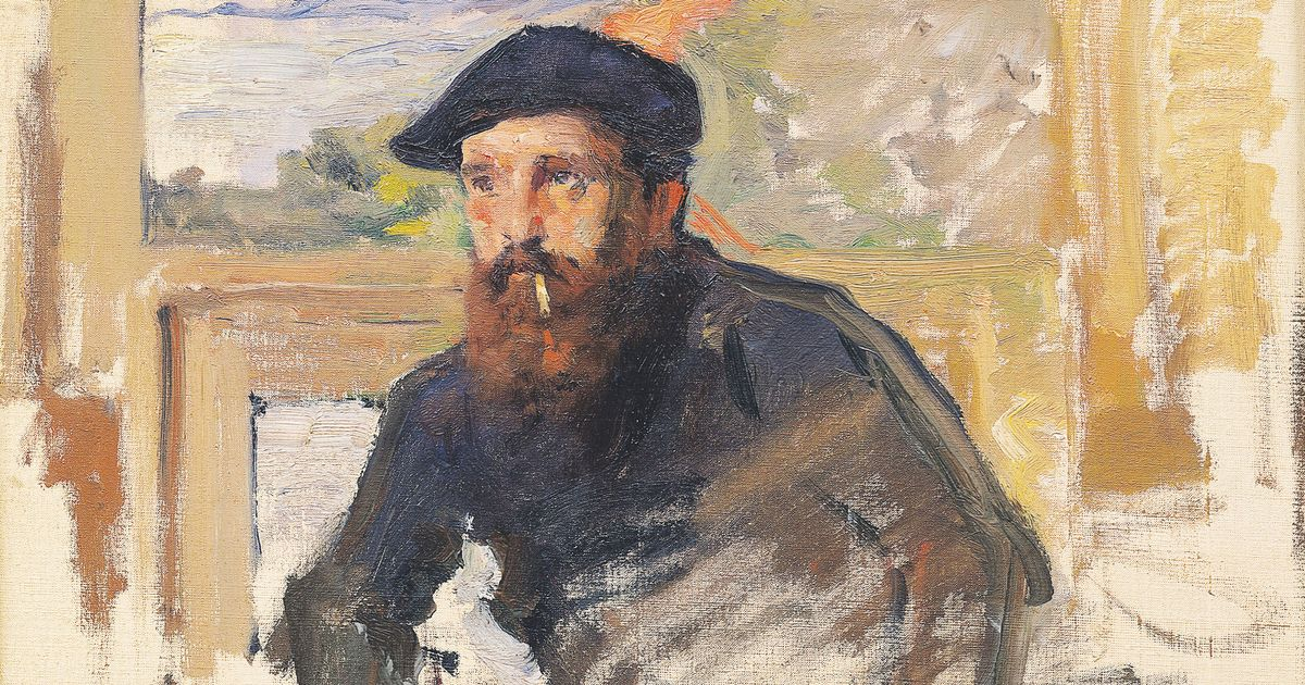 Monet for nothing: Musée Marmottan's 'self-portrait' is downgraded