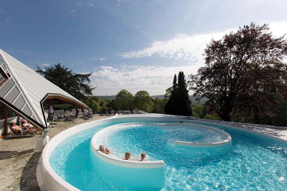 The Thermae 2000 in Valkenburg