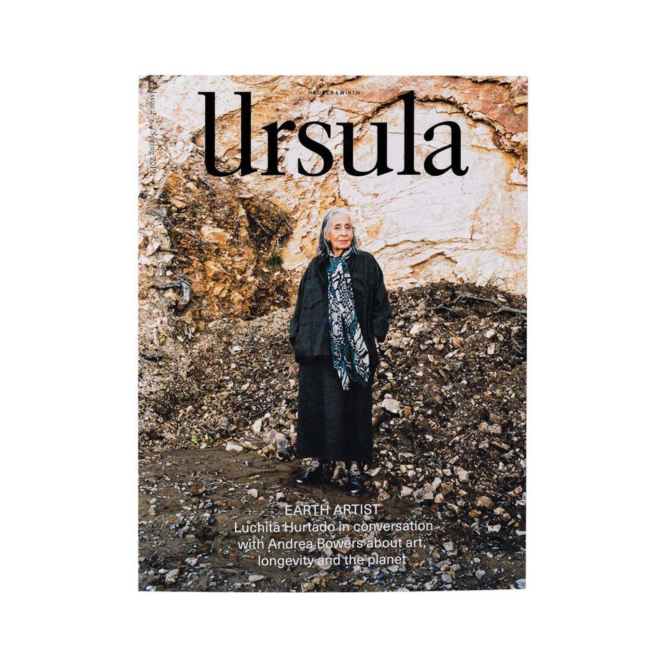 Issue two of Ursula