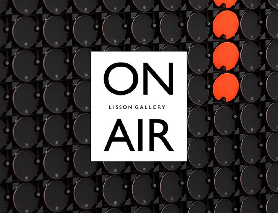 On Air is a podcast produced by Lisson Gallery