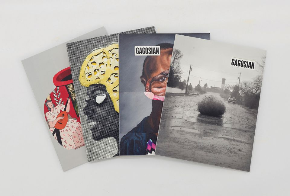 Issues of Gagosian Quarterly