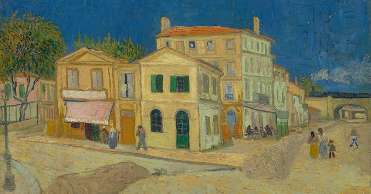 Home sweet home: renting the Yellow House, the high point of Van Gogh's life