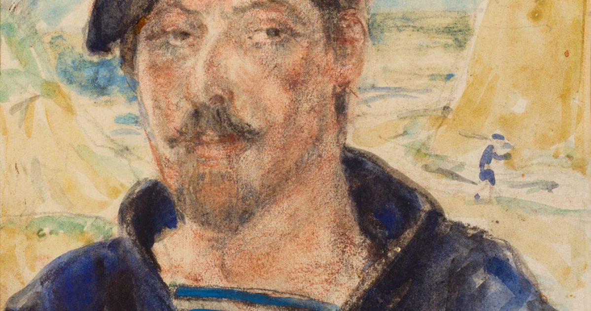 Courtauld Gallery acquires watercolour by A.S. Hartrick—friend and portraitist of Van Gogh and Gauguin