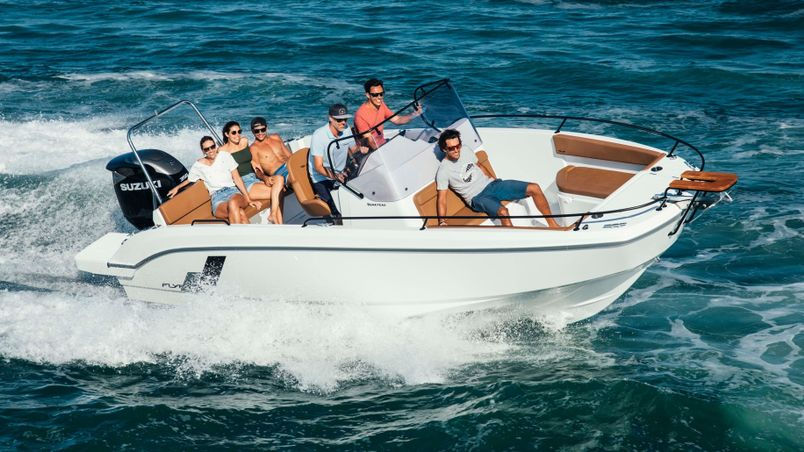 20 motor boats between 8m and 17m | Mediterranean Yacht Sales